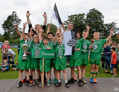 Der OM-Cup ist fest in Vechtaer Hand