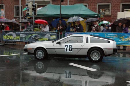 Rallye trotz Regens